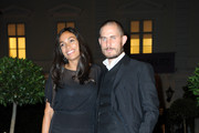 Rosario Dawson and Clemens Schick Photos Photo