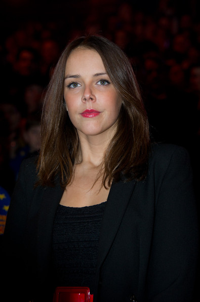 In this handout image provided by Monaco Palace, Pauline Ducruet attends the 36th Monte-Carlo International Circus Festival on January 20, 2012 in Monte-Carlo, Monaco.