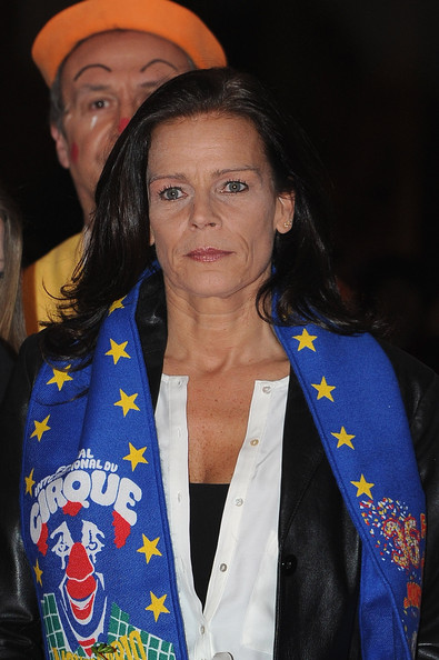 Princess Stephanie of Monaco attend the Monte-Carlo 36th International Circus Festival on January 21, 2012 in Monte-Carlo, Monaco.
