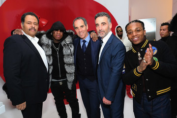 Monte Lipman Jacquees Republic Records Celebrates the GRAMMY Awards in Partnership With Cadillac, Ciroc and Barclays Center at Cadillac House - Inside