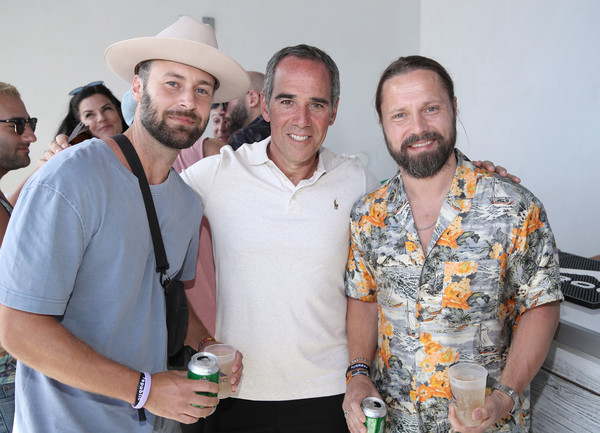 Monte Lipman and Max Martin Photos - 1 of 1