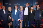 Dr. Anna Kezerashvili, Dr. Mario Garcia, Ana de Armas, Demian Bichir, and guests attend CORAZON, Tribeca Film Festival Public Screening and Red Carpet Event presented by Montefiore on April 22, 2018 in New York City.