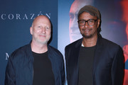 Director John Hillcoat and Screenwriter Kelley Sane attends CORAZON,  presented by Montefiore on April 22, 2018 in New York City.