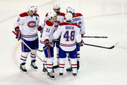 Tomas Plekanec and Andrei Markov Photos Photo