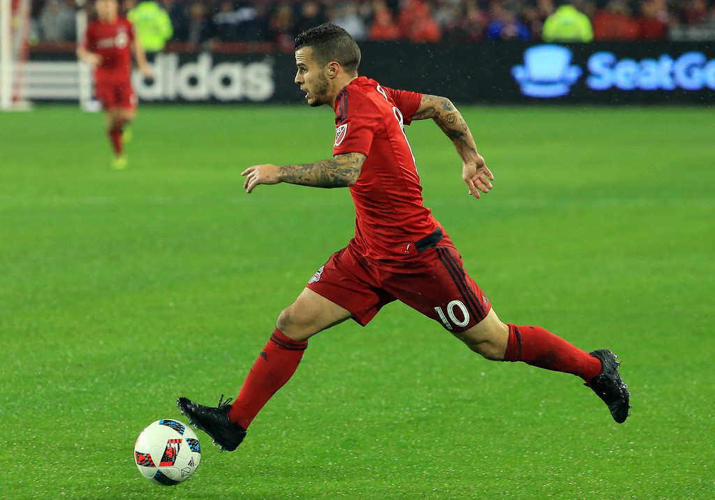 Montreal Impact v Toronto FC - Eastern Conference Finals - Leg 2 ...