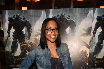Monyetta Shaw 'Transformers: The Last Knight' Special Screening in Atlanta Hosted By Dwight Howard