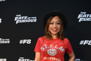 Monyetta Shaw 'The Fate of the Furious' Atlanta Red Carpet Screening and After Party Hosted by Ludacris