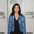 Morena Baccarin Celebrities Visit Build - March 26, 2019