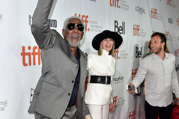 "Morgan Freeman ""Ruth & Alex"" Premiere - Arrivals - 2014 Toronto International Film Festival"
