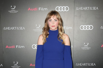 Morgan Griffin 'In The Heart of the Sea' Sydney Screening - Arrivals