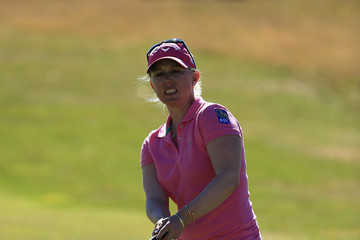 Morgan Pressel Ricoh Women's British Open: Day 2