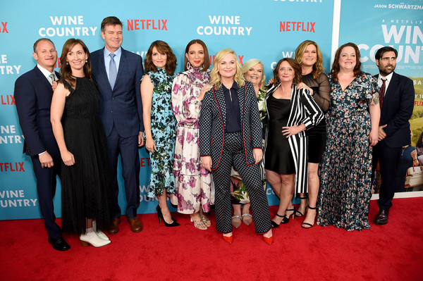 'Wine Country' World Premiere
