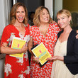 Morgan Walsh June Diane Raphael Celebrates New Book 'Represent The Woman's Guide To Running For Office And Changing The World'