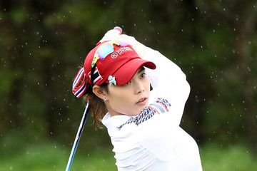 Moriya Jutanugarn UL International Crown - Day 2