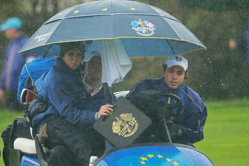 Holly Sweeney Morning Fourball Matches-2010 Ryder Cup
