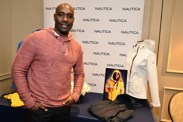 Morris Chestnut HBO Luxury Lounge Featuring PANDORA Jewelry - Day 1