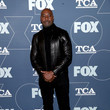Morris Chestnut FOX Winter TCA All Star Party - Arrivals