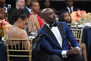 Morris Chestnut BET Presents the American Black Film Festival Honors - Backstage