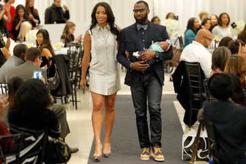 Morrisa Jenkins Off the Field Players' Wives Charitable Fashion Show