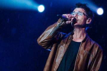 Morten Harket 2015 Rock in Rio - Day 7