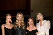 Kate Bock, Devon Windsor and guests attend the Mosaic Federation Gala Against Human Slavery on September 10, 2019 at Cipriani 42nd Street in New York City.