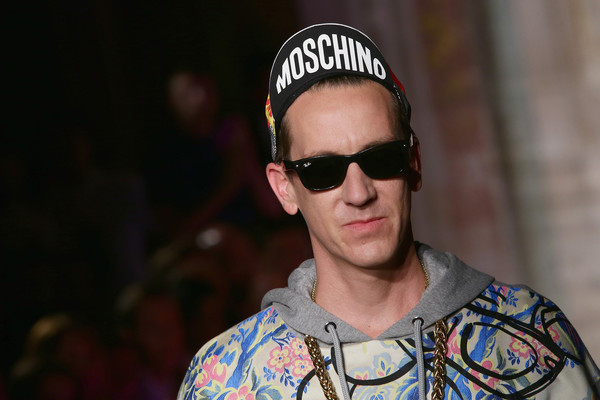 Men Fashion Show 2016 Moschino Men s Fashion Show
