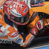 Marc Marquez Photos - Marc Marquez of Spain and Repsol Honda Team rounds the bend during the  MotoGP Of Thailand - Free Practice  on October 5, 2018 in Buri Ram, Thailand. - MotoGP Of Thailand - Free Practice
