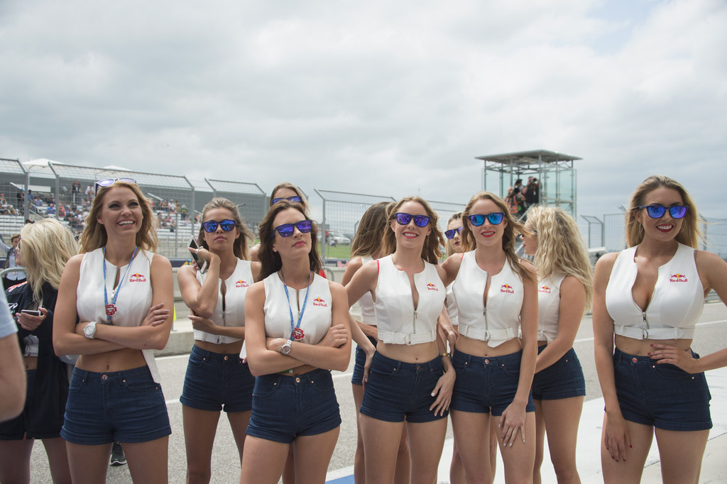 Grid Girls Photos Photos - MotoGp Red Bull U.S. Grand Prix of the Americas - Race - Zimbio