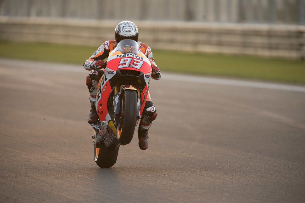Marc Marquez Photos Photos - Zimbio