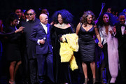 Diana Ross and Berry Gordy Jr. Photos Photo