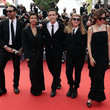Mounia Meddour 'Invisible Demons' Red Carpet - The 74th Annual Cannes Film Festival