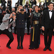 """Mounia Meddour """"Tout S'est Bien Passe (Everything Went Fine)"""" Red Carpet - The 74th Annual Cannes Film Festival"""