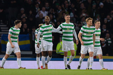 Moussa Dembele Celtic v Motherwell - Betfred League Cup Final