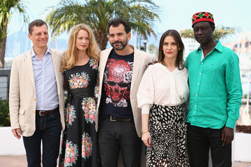 Moussa Toure Jury Un Certain Regard Photocall - The 67th Annual Cannes Film Festival