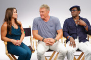 Wesley Snipes and Dolph Lundgren Photos Photo