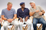 Wesley Snipes and Randy Couture Photos Photo