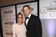 Carson Palmer and Shaelyn Palmer Photos Photo