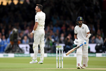 Murali Vijay England vs. India: Specsavers 2nd Test - Day Two
