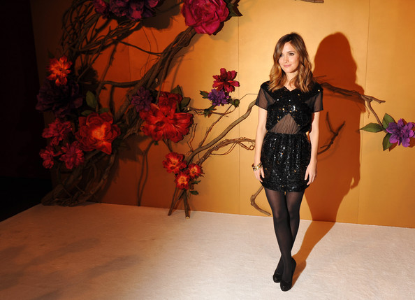 Actress Rose Byrne attends 'The Museum of Modern Art Film Benefit: A Tribute To Tim Burton' at The Museum of Modern Art on November 17, 2009 in New York City.