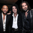 John Legend and Russell Brand Photos