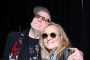 Rick Nielsen of music group Cheap Trick and Melissa Etheridge attend MusiCares Person of the Year honoring Aerosmith at West Hall at Los Angeles Convention Center on January 24, 2020 in Los Angeles, California.