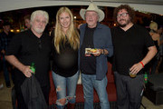 Michael McDonald, Holly Williams, Billy Joe Shaver, and Bobby Bare Jr. attend the Music City Food + Wine Festival Harvest Night Presented By Infiniti on September 20, 2014 in Nashville, Tennessee.