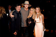 Scott Borchetta, Brian Kelley, Sandi Spika Borchetta, and Brittney Marie Cole attend Off The Record High End Fashion event on November 1, 2015 in Nashville, Tennessee. Featuring national designers John Varvatos, Gucci, Johnathan Kayne among others with artists Old Dominion, Maren Morris, Phil Vassar, Big Kenny, and more. Produced by Neste Event Marketing/EntertainmentBuy's Gil and Liz Cunningham, coordinated by Jessica Beattie with celebrity stylist Christiev Alphin.