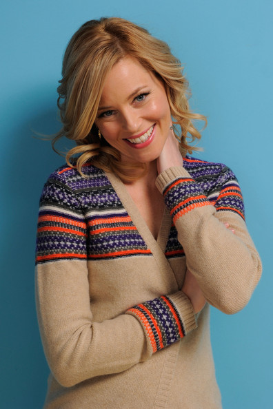 Actress Elizabeth Banks poses for a portrait during the 2011 Sundance Film Festival at The Samsung Galaxy Tab Lift on January 23, 2011 in Park City, Utah.