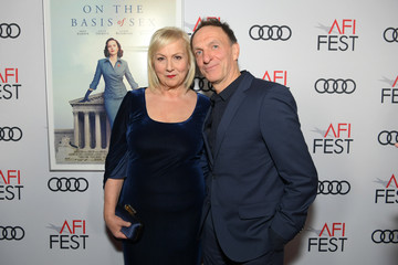 "Mychael Danna AFI FEST 2018 Presented By Audi - Opening Night World Premiere Gala Screening Of ""On The Basis Of Sex"" - Red Carpet"