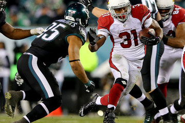 Mychal Kendricks Arizona Cardinals v Philadelphia Eagles