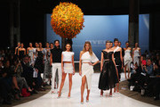 Myer Spring 2015 Fashion Launch - Rehearsal