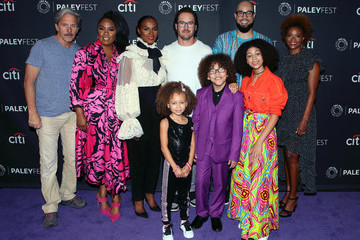 Mykal-Michelle Harris The Paley Center For Media's 2019 PaleyFest Fall TV Previews - ABC - Arrivals