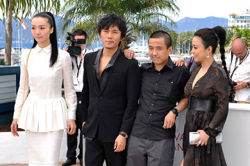"""Qin Hao """"Mystery"""" Photocall - 65th Annual Cannes Film Festival"""