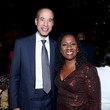 Charles Phillips and Sherrilyn Ifill Photos